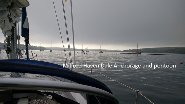Milford Haven Dale Anchorage